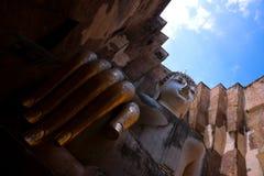 thailand för sukhothai för arkitekturkamratsri wat Arkivbild