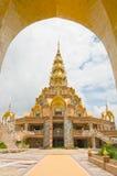 thailand för tempel för keawphasoin wat Arkivfoton