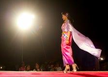 Thailand fashion show Royalty Free Stock Photos