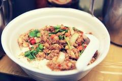Thailand fastfood Stock Photos