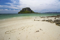 Thailand favorite plance Royalty Free Stock Photography