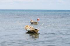 Thailand fishing boat Stock Photos