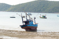 Thailand fishing boat Stock Images