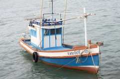 Thailand fishing boat Stock Photography