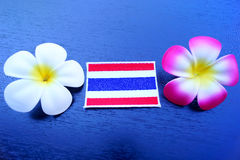 Thailand flag Royalty Free Stock Images