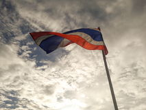Thailand flag Stock Photos