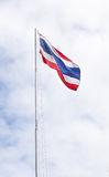 Thailand flag Royalty Free Stock Photos