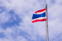 Thailand flag Stock Image