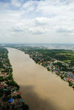 Thailand floods, Natural Disaster, Royalty Free Stock Images
