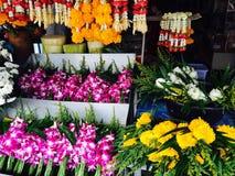 Thailand flower for worship Stock Photos