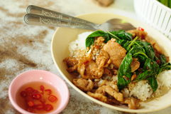 Thailand food Stock Image
