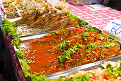 Thailand food chili sauce. Royalty Free Stock Images