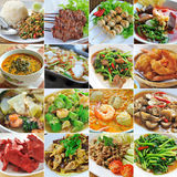 Thailand food Royalty Free Stock Images