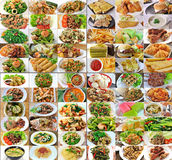 Thailand food Royalty Free Stock Photos