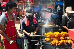 Thailand food market Stock Image