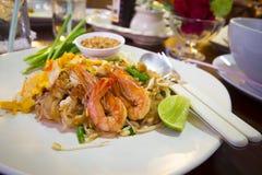 Thailand food - PadThai Stock Image