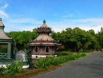 Thailand forntida Cityh Arkivfoto