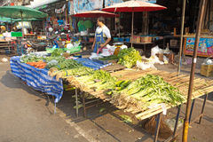 Thailand Fresh market Royalty Free Stock Photography