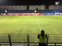 Thailand-Fußball-Fußball lizenzfreies stockfoto