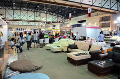 Thailand Furniture Fair Stock Image