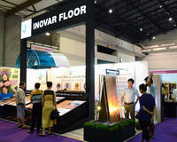 Thailand Furniture Fair Royalty Free Stock Photos