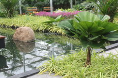 Thailand Garden Royalty Free Stock Images