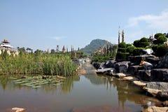 Thailand garden view. Stock Photography