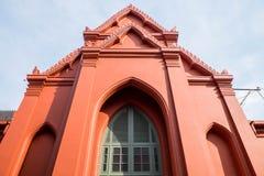 Thailand-Gebäudeanwendung Lizenzfreie Stockfotos