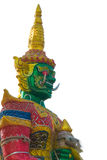 Thailand giant. Giant in Buddhist at Thailand Stock Photography