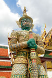 Thailand Giant Warrior Royalty Free Stock Images