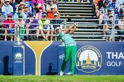 Thailand Golf Championship 2014 Royalty Free Stock Photos