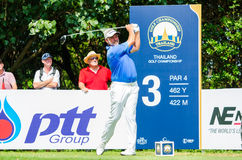 Thailand Golf Championship 2015 Royalty Free Stock Photo