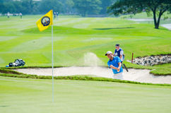 Thailand Golf Championship 2015 Stock Photography