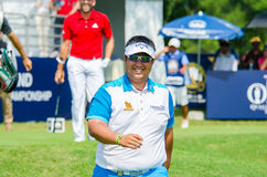 Thailand Golf Championship 2015 Royalty Free Stock Image