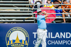 Thailand Golf Championship 2014 Royalty Free Stock Photo