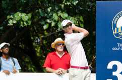 Thailand Golf Championship 2015 Royalty Free Stock Photography