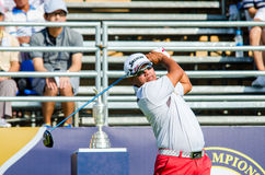 Thailand Golf Championship 2014 Royalty Free Stock Photography