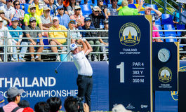 Thailand Golf Championship 2014 Stock Photos