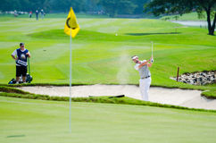 Thailand Golf Championship 2015 Stock Images