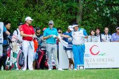 Thailand Golf Championship 2015 Stock Photography