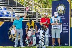 Thailand Golf Championship 2015 Royalty Free Stock Photos