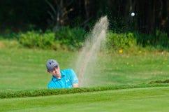 Thailand Golf Championship 2015 Stock Images
