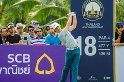 Thailand Golf Championship 2014 Royalty Free Stock Photography