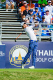Thailand Golf Championship 2014 Stock Image