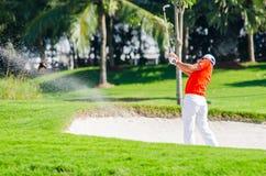Thailand Golf Championship 2014 Royalty Free Stock Image