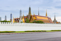 Thailand Grand Palace in Bangkok Royalty Free Stock Images