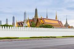 Thailand Grand Palace in Bangkok Royalty Free Stock Images