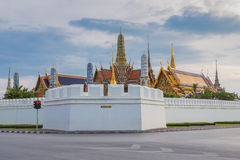 Thailand Grand Palace in Bangkok Royalty Free Stock Image