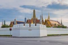 Thailand Grand Palace in Bangkok Royalty Free Stock Image