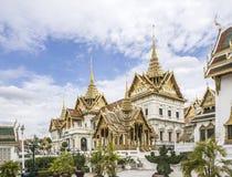 Thailand. Grand palace Chakri Maha Prasat , Bangkok, Thailand Royalty Free Stock Images